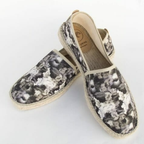recycled espadrilles